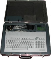 Acorn Briefcase Communicator