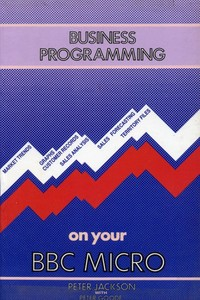 Business Programming on your BBC Micro
