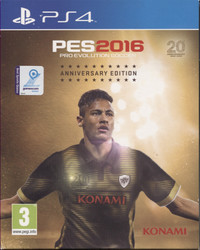 Pro Evolution Soccer 2016 Anniversary Edition