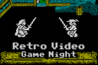 Retro Video Game Night - Friday 28th September 2018