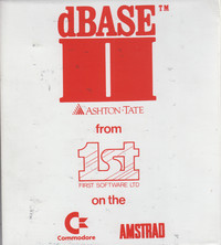 dBase II (First Software)