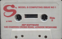 Model B Computing (Issue No. 1)