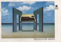 The Master Series 16 page leaflet