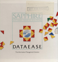 Sapphire Dataease 4.2 (3.5 version)