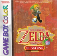 The Legend of Zelda Oracle of Seasons