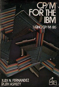 CP/M for the IBM: Using CP/M-86