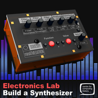 Electronics Lab - Build A Synthesizer - Sunday 21st January 2018
