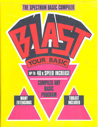 Blast - The Spectrum Basic Compiler