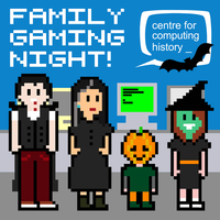 Family Gaming Night - Saturday 26th October 2019