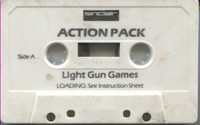 Sinclair Action Pack - Lightgun Games
