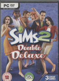 The Sims 2 Double Deluxe