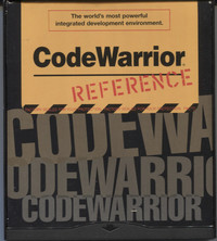 CodeWarrior Reference - Professional Release 5