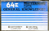 Mastermind Data: General Knowledge