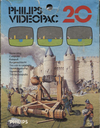 Philips Videopac 20 - Stone Sling