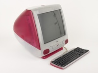 Apple iMac G3 (Tray Loading, Strawberry)