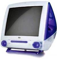 Apple iMac G3 (Slot Loading, Indigo)