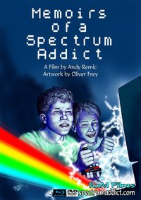 'Memoirs of a Spectrum Addict' Film Screening - Friday 7th July 2017