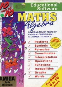 Maths Algebra