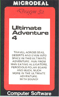 Ultimate Adventure 4 (1st Cover)