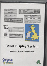 Caller Display System