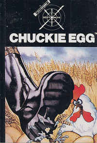 Chuckie Egg (1st Edition)