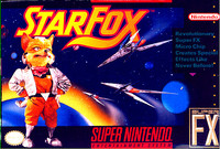 Star Fox (Cart Only)