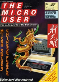 The Micro User - February 1987 - Vol 4 No 12