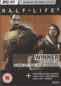Half Life 2 (Game of the Year Edition)