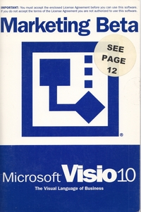 Microsoft Visio10 Promotional Disc
