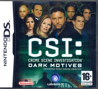 CSI: Dark Motive