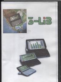 3-Lib - Psion Software Library (June 2005)