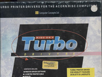 Turbo Drivers (for HP Deskjet & Laserjet) Version 1.22