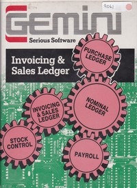 Invoicing & Sales Ledger
