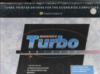 Turbo Drivers (for Canon)