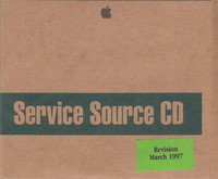 Apple Service Source CD