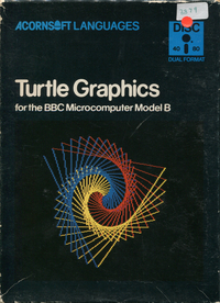 Turtle Graphics (Disk)