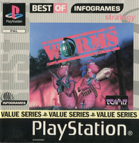 Worms (Best of Infogrames Value Series)