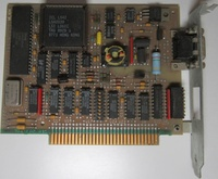 ICL - Microlan 2 Communications Board