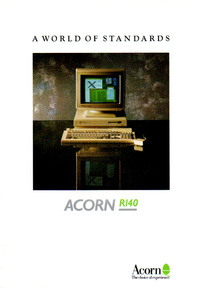 Acorn R140 - A World of Standards