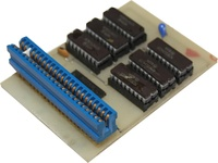 Hom-made ZX80 Memory Expansion