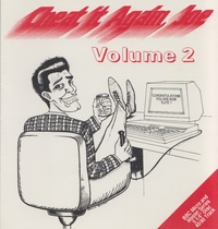 Cheat It Again Joe Volume 2 (Disk)