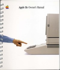 Apple IIe Owners Manual