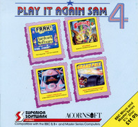 Play It Again Sam 4 (Disk)
