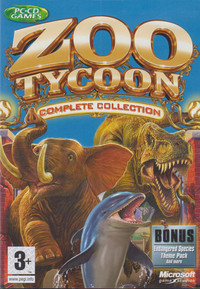 Zoo Tycoon The Complete Collection