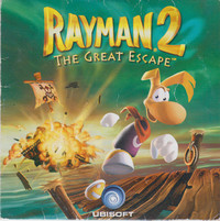 Rayman 2 The Great Escape (Slip Case)