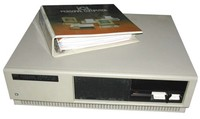 ICL Personal Computer Model 36 - 8122/20