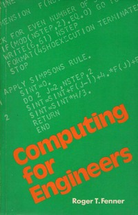 Computing for engineers