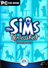 The Sims Unleashed Expansion Pack