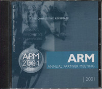 ARM Annual Partner Meeting 2001 APM