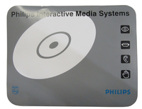 Philips Interactive Media Systems Mouse Mat